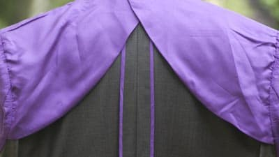 excess jacket material for expanding suit size