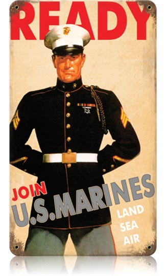 join us marines posters vintage ad advertisement