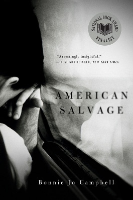 american salvage book cover bonnie jo campbell
