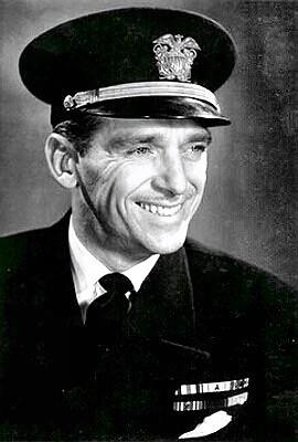 douglas fairbanks jr military officer portrait uniform