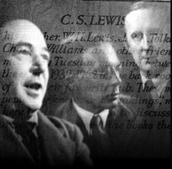 inklings collage photo cs lewis jrr tolkien