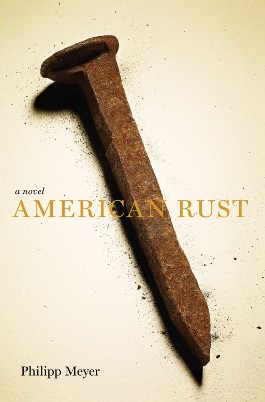 philipp meyer american rust book cover