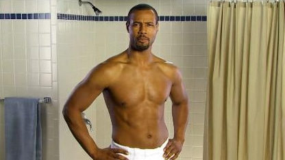 Isaiah mustafa old spice man your man can smell like