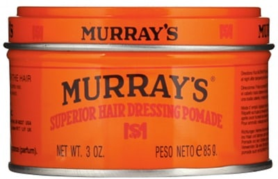 murrays hair dressing pomade old school grooming products
