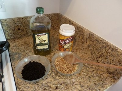 manly homemade diy soap supplies ingredients