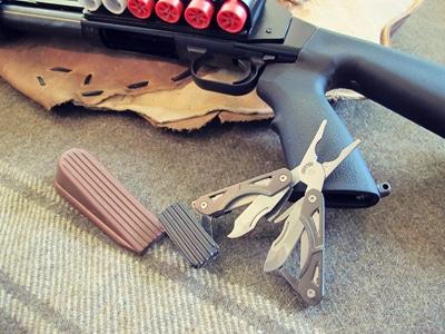 survival shotgun modified zombie apocalypse multi-tool