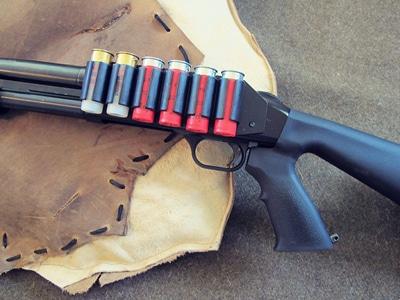 survival shotgun modified zombie apocalypse side saddle