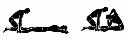 how to do sit-ups illustration military manual