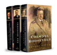 Books by Colonel Roosevelt.