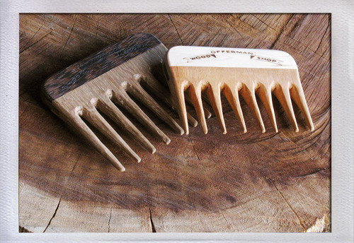 Mustaches combs.