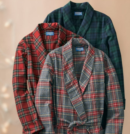Collections of woolen casual shirts.