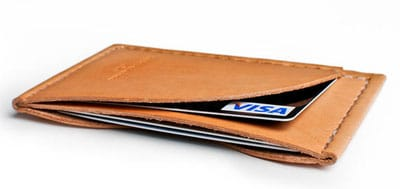 super slim kenton sorenson wallet billfold