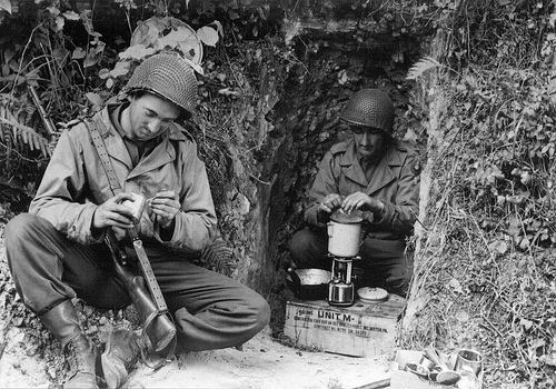 WWII Pocket Stoves | The Art of Manliness