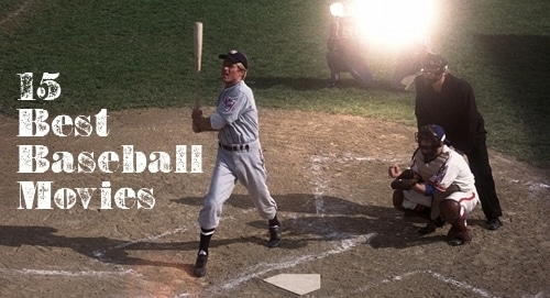 the natural robert redford home plate best baseball movies