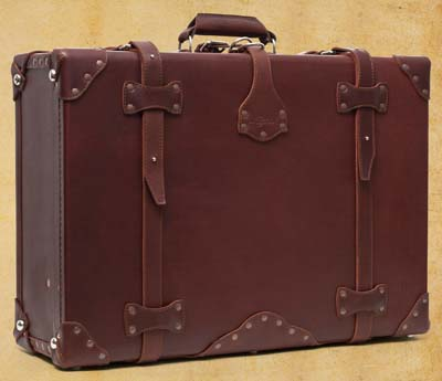 Saddleback leather briefcase.