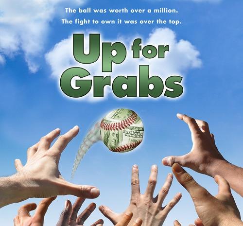 up for grabs baseball documentary barry bonds home run
