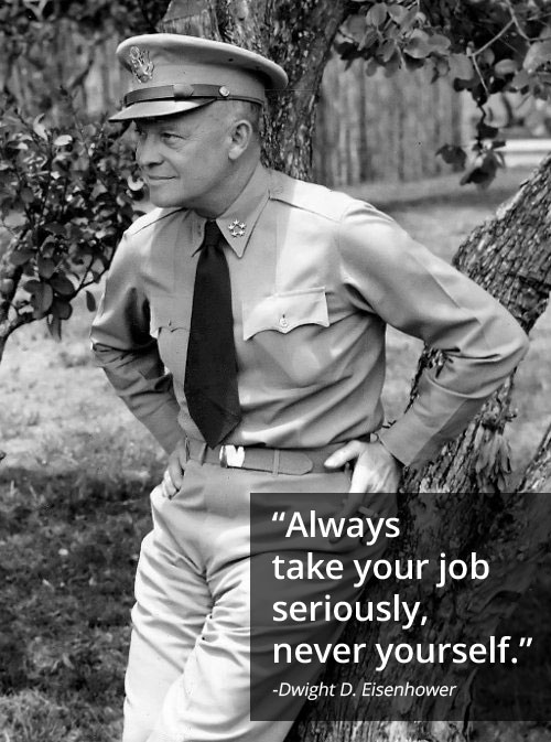 Leadership Lessons from General Eisenhower: How to Build Morale in Those You Lead | The Art of Manliness