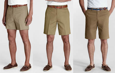 How To Wear Shorts Well