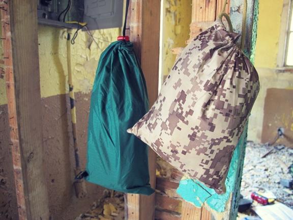 tarp poncho How to Build a Get Home Bag