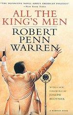 Book cover of All the King's Men by Robert Penn Warren.