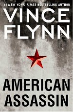 Book cover of Mitch Rapp Seriesby Vince Flynn.