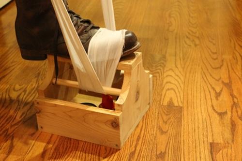 Shoe Shine Box Designs