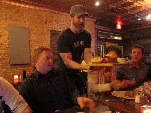 Dan Deegan restaurant owner gastropub Ohio.