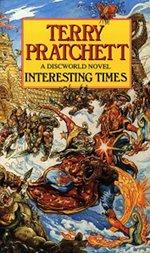 Book cover of Discworld Seriesby Terry Pratchett.