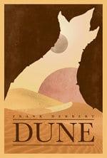 Book cover of Duneby Frank Herbert.