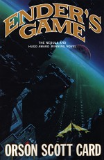 Book cover of Ender's Gameby Orson Scott Card.