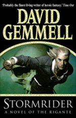 Book cover of The Rigante Seriesby David Gemmell.