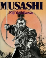Book cover of MUSASHIby Eiji Yoshikawa.