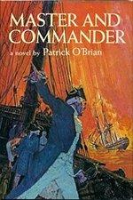 Book cover of The Aubrey Maturin SeriesbyPatrick O'Brian.
