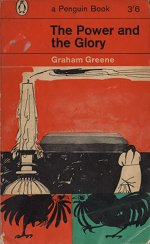 Book cover of The Power and the GlorybyGraham Greene.