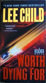 Book cover of The Jack Reacher Seriesby Lee Child.