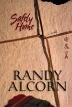 Book cover of Safely Homeby Randy Alcorn.