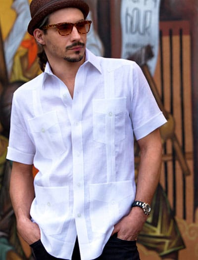 2045f13489 ... adopted the guayabera from Cuban teachers and missionaries