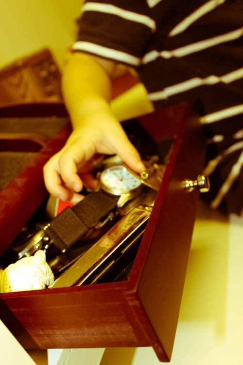 A Timeless Tradition: A Man's Treasure Box | The Art of Manliness