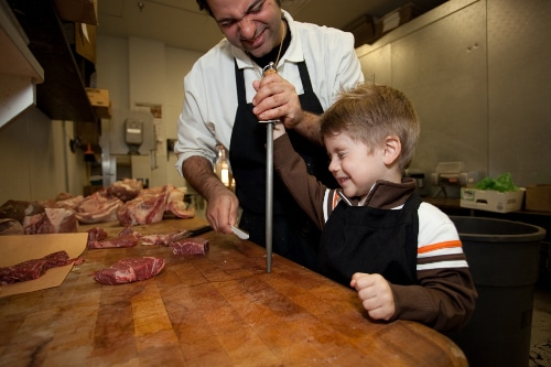 How to Become a Butcher | The Art of Manliness