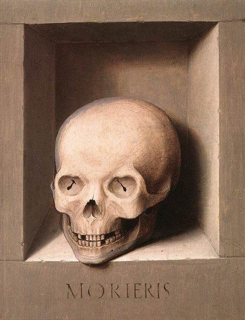 Morieris by Hans Memling, 1483.