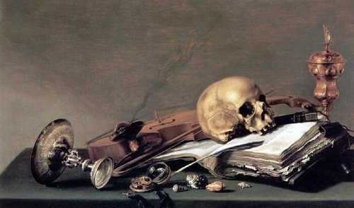Vanitas Still Life by Jan Davidsz de Heem, 17th century