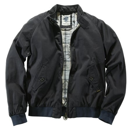 blouson sports jacket black