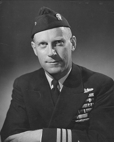 "WWII Rear Admiral Richard Hetherington ""Dick"" O'Kane portrait"