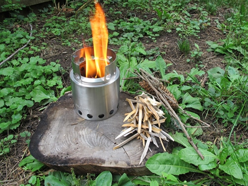 solo stove camp emergency fire for cooking