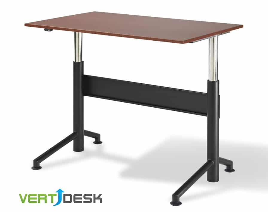 adjustable standing desk plans