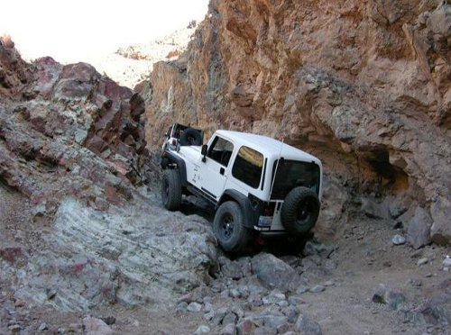 jeeps off-roading in calico california