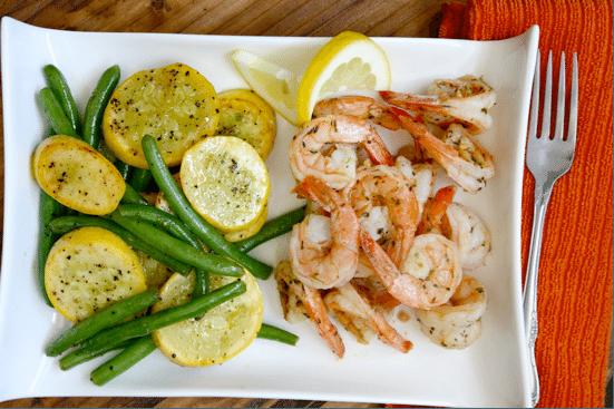 dinnershrimp