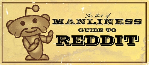 reddit mascot with mustache subreddit guide for men