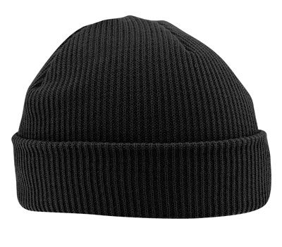 black watch cap stocking hat winter headwear