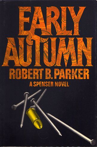 Book cover of Early Autumn by Robert Parker,.